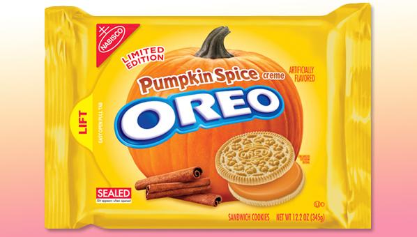 Pumpkin Spice Oreos
