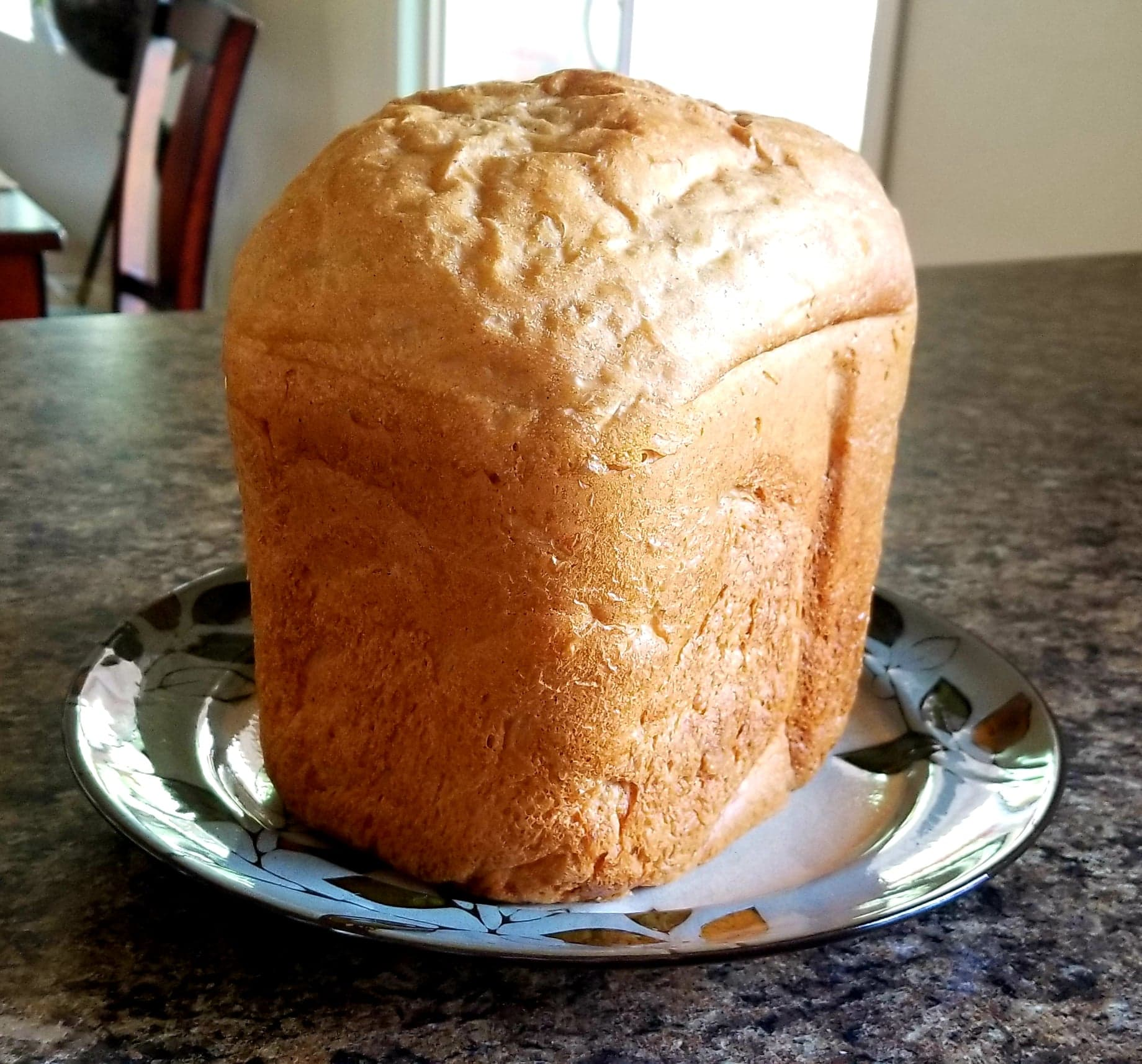 Paximadia-Inspired Bread