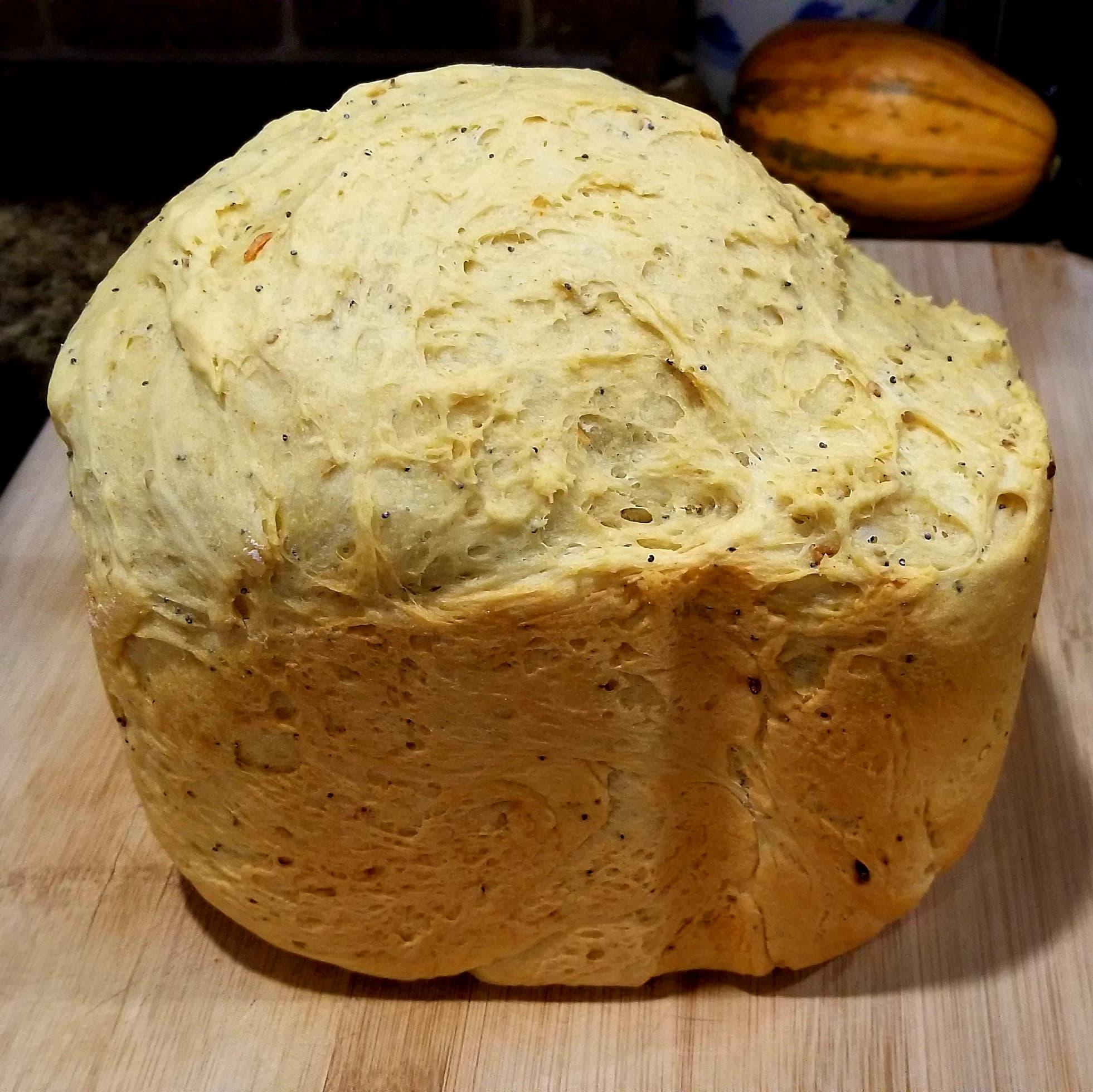 Everything Bagel Soft Sourdough Loaf