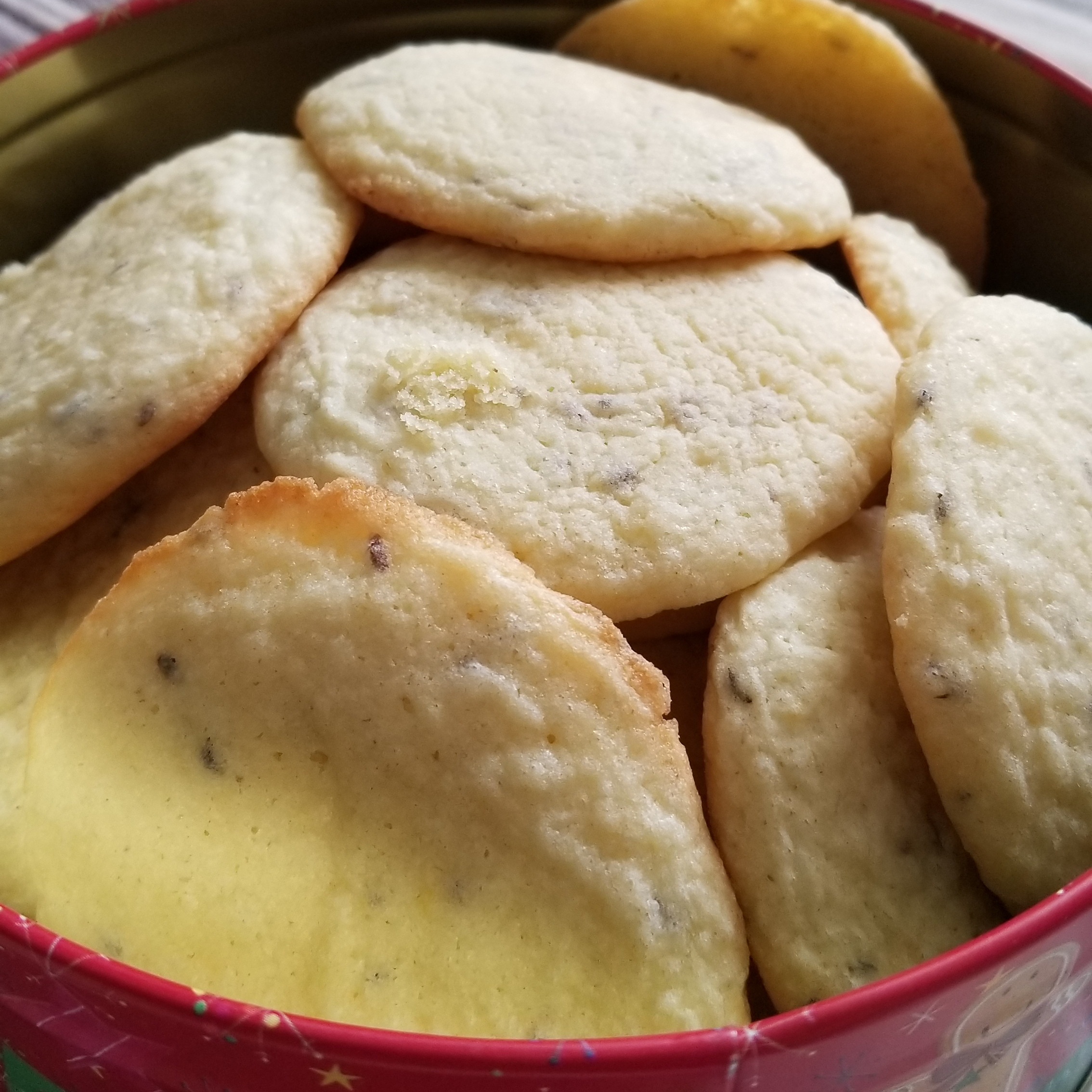 1, 2, 3, 4 Cookies