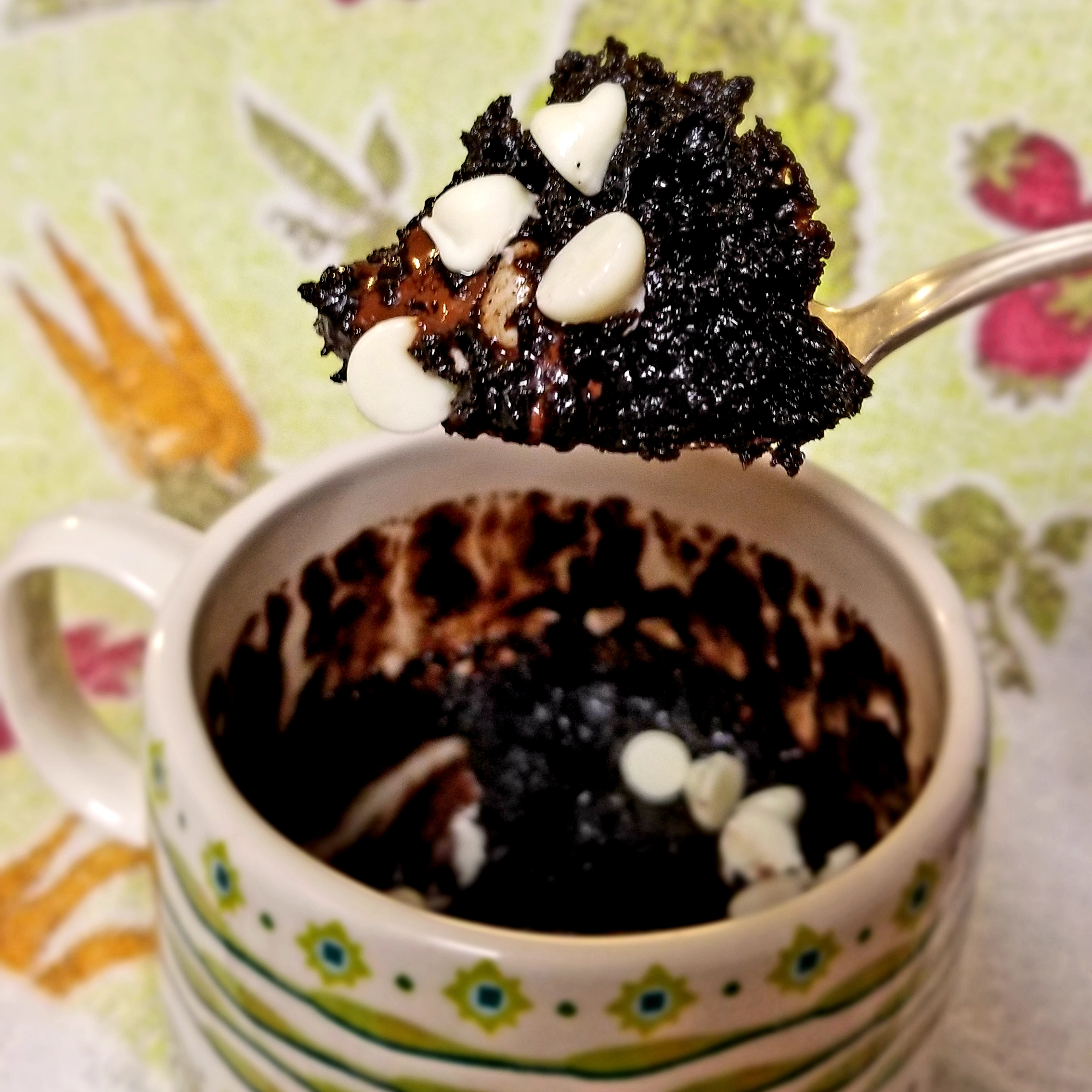 Bailey's Chocolate Mug Cake