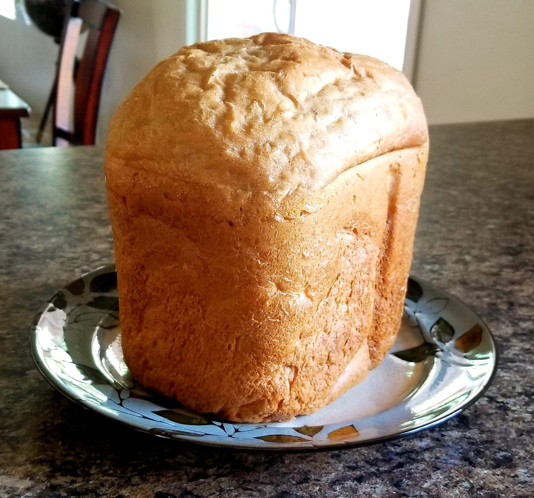 Paximadia-Inspired Bread